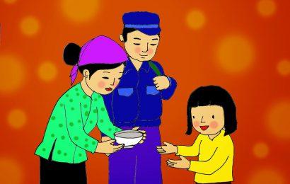 Cái Bát Xinh Xinh