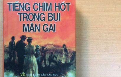 Tiếng Chim Hót Trong Bụi Mận Gai – Bản tình ca táo bạo về một nỗi đau tuyệt vời