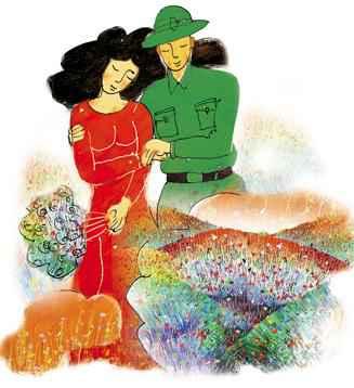 45 năm bài thơ Cuộc chia ly màu đỏ: Ẩn số Nhật Lai – Nguyễn Mỹ