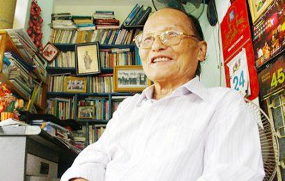 Nhà thơ Giang Nam: Quê hương trong dáng em cười