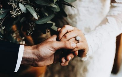 Ấy thế là mình đã cưới nhau