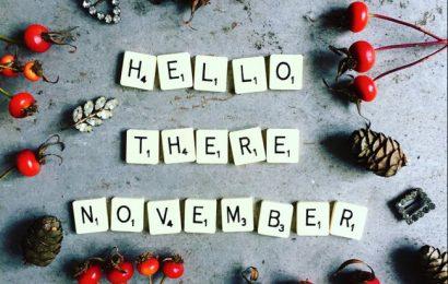 Tháng mười một