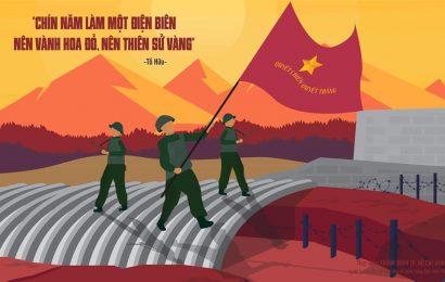 Hoan hô chiến sĩ Điện Biên
